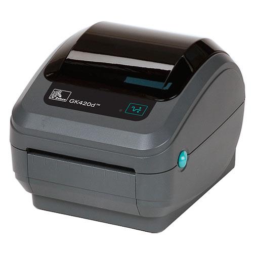 Принтер штрих кодов GK420d